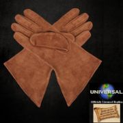 Maid Marion Suede Gloves Robin Hood Officially Licensed Item